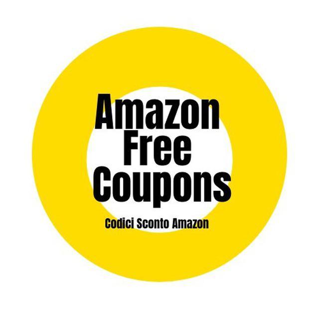 coupon di sconto amazon
